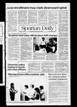 Spartan Daily, May 14, 1982 by San Jose State University, School of Journalism and Mass Communications