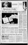 Spartan Daily, May 19, 1982 by San Jose State University, School of Journalism and Mass Communications