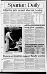 Spartan Daily, May 20, 1982 by San Jose State University, School of Journalism and Mass Communications