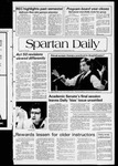 Spartan Daily, May 21, 1982 by San Jose State University, School of Journalism and Mass Communications