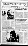 Spartan Daily, August 30, 1982