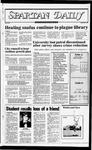 Spartan Daily, August 31, 1982