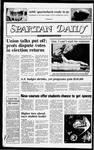 Spartan Daily, September 1, 1982 by San Jose State University, School of Journalism and Mass Communications