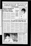 Spartan Daily, September 10, 1982 by San Jose State University, School of Journalism and Mass Communications