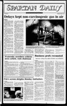 Spartan Daily, September 15, 1982 by San Jose State University, School of Journalism and Mass Communications