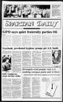 Spartan Daily, October 1, 1982