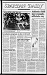 Spartan Daily, October 4, 1982 by San Jose State University, School of Journalism and Mass Communications