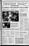 Spartan Daily, October 6, 1982 by San Jose State University, School of Journalism and Mass Communications