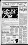 Spartan Daily, October 13, 1982
