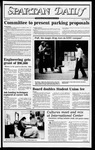 Spartan Daily, October 19, 1982 by San Jose State University, School of Journalism and Mass Communications