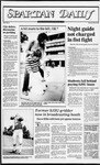 Spartan Daily, October 20, 1982 by San Jose State University, School of Journalism and Mass Communications