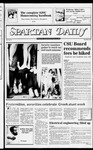 Spartan Daily, October 22, 1982 by San Jose State University, School of Journalism and Mass Communications