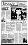 Spartan Daily, October 28, 1982