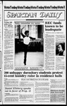 Spartan Daily, November 2, 1982 by San Jose State University, School of Journalism and Mass Communications