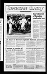 Spartan Daily, November 5, 1982 by San Jose State University, School of Journalism and Mass Communications