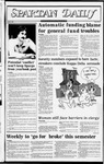 Spartan Daily, November 11, 1982 by San Jose State University, School of Journalism and Mass Communications
