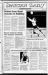 Spartan Daily, November 17, 1982 by San Jose State University, School of Journalism and Mass Communications