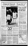 Spartan Daily, November 18, 1982 by San Jose State University, School of Journalism and Mass Communications
