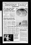 Spartan Daily, November 22, 1982