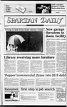 Spartan Daily, November 23, 1982