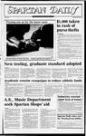 Spartan Daily, November 24, 1982