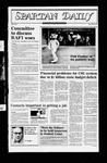 Spartan Daily, November 30, 1982