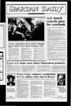 Spartan Daily, December 3, 1982 by San Jose State University, School of Journalism and Mass Communications
