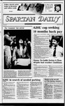 Spartan Daily, December 6, 1982 by San Jose State University, School of Journalism and Mass Communications