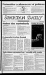 Spartan Daily, December 8, 1982 by San Jose State University, School of Journalism and Mass Communications
