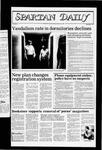 Spartan Daily, February 11, 1983
