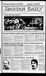 Spartan Daily, February 17, 1983