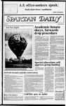 Spartan Daily, March 9, 1983