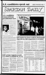 Spartan Daily, March 14, 1983 by San Jose State University, School of Journalism and Mass Communications