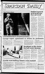 Spartan Daily, March 15, 1983 by San Jose State University, School of Journalism and Mass Communications