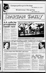 Spartan Daily, March 22, 1983