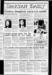 Spartan Daily, March 25, 1983