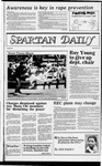 Spartan Daily, April 7, 1983