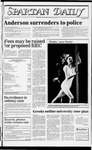 Spartan Daily, April 11, 1983
