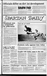 Spartan Daily, April 12, 1983 by San Jose State University, School of Journalism and Mass Communications