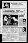 Spartan Daily, April 15, 1983