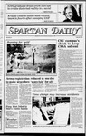 Spartan Daily, April 19, 1983 by San Jose State University, School of Journalism and Mass Communications