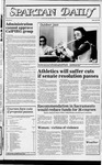 Spartan Daily, April 25, 1983 by San Jose State University, School of Journalism and Mass Communications