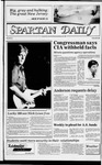 Spartan Daily, April 26, 1983 by San Jose State University, School of Journalism and Mass Communications