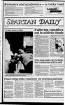 Spartan Daily, April 28, 1983 by San Jose State University, School of Journalism and Mass Communications