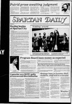 Spartan Daily, May 2, 1983 by San Jose State University, School of Journalism and Mass Communications