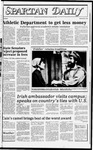 Spartan Daily, May 11, 1983 by San Jose State University, School of Journalism and Mass Communications