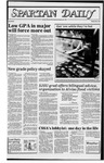 Spartan Daily, May 18, 1983 by San Jose State University, School of Journalism and Mass Communications