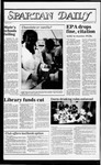 Spartan Daily, September 1, 1983 by San Jose State University, School of Journalism and Mass Communications
