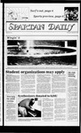 Spartan Daily, September 7, 1983 by San Jose State University, School of Journalism and Mass Communications