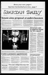 Spartan Daily, September 15, 1983 by San Jose State University, School of Journalism and Mass Communications